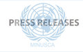 MINUSCA condemns armed groups attempts to destabilize Bangui